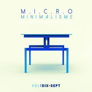 VARIOUS - Micro Minimalisme Vol Dix-Sept