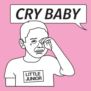 LITTLE JUNIOR - Cry Baby