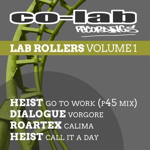 HEIST/DIALOGUE & ROARTEX - Lab Rollers Volume 1