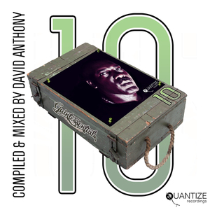 DAVID ANTHONY/VARIOUS - Quantize Quintessentials Vol. 10 (Compiled and Mixed by Dave Anthony)