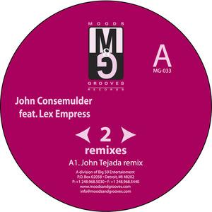 JOHN CONSUMELDER - Rewind To Start Remixes EP