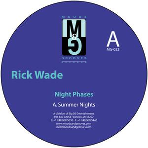 RICK WADE - Night Phases EP