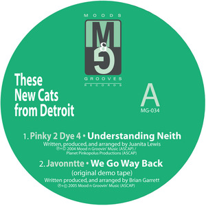 PINKY 2 DYE 4/JAVONNTTE/A SQUARED/JEFF PILON - These New Cats From Detroit