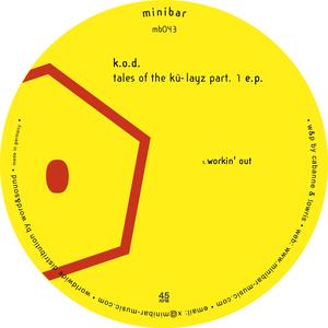 KOD - Tales Of The Ku-layz Part 1 EP