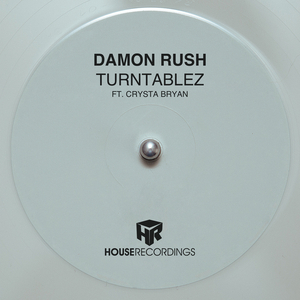 DAMON RUSH - Turntablez
