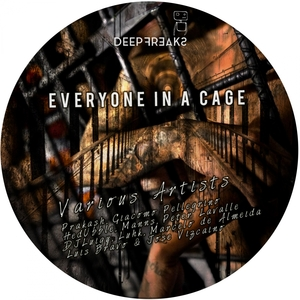 VARIOUS - Everyone In A Cage