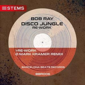 BOB RAY - Disco Jungle Re-Work