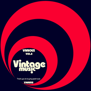 VARIOUS - Sunner Soul Presents Vintage Music Selection Vol 8