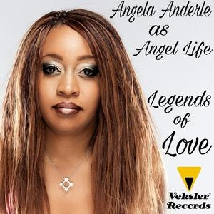 ANGELA ANDERLE AS ANGEL LIFE - Legends Of Love