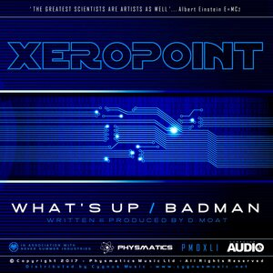XEROPOINT - What's Up/Badman