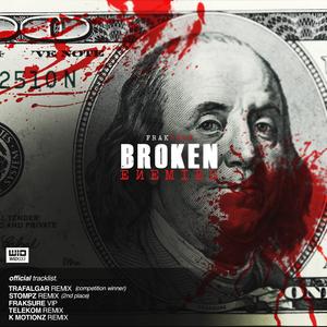 VARIOUS - Broken Enemies Remixes