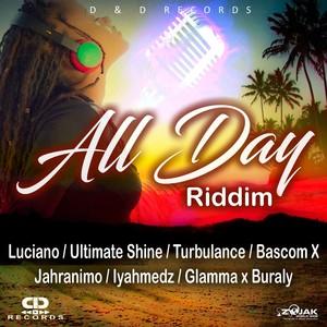 VARIOUS - All Day Riddim
