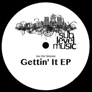 JOE DE SIMONE - Gettin' It EP