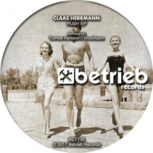 CLAAS HERRMANN - Push EP