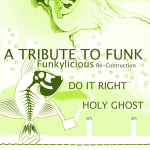 A TRIBUTE TO FUNK - A Tribute To Funk (Funkylicious Re-Costruction)