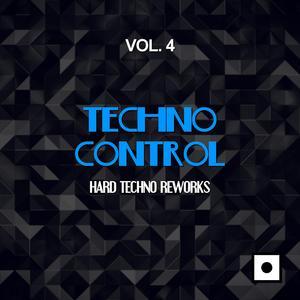 VARIOUS - Techno Control Vol 4 (Hard Techno Reworks)