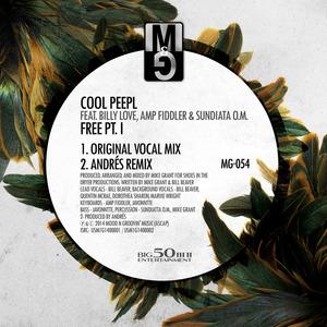 COOL PEEPL feat BILLY LOVE/MIKE GRANT/AMP FIDDLER & SUNDIATTA OM - Free Pt I