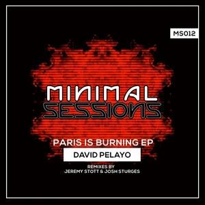 DAVID PELAYO - Paris Is Burning EP