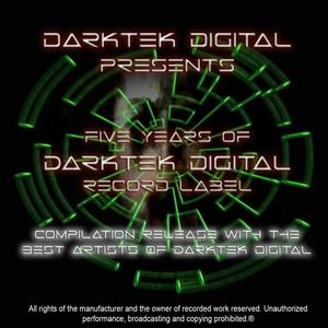 VARIOUS - Darktek Digital Special 5 Years