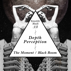 DEPTH PERCEPTION - The Moment/Black Room
