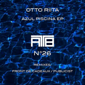 OTTO RIITA - Azul Piscina