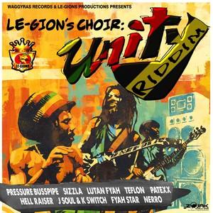 VARIOUS - Le-Gion's Choir/Unity Riddim