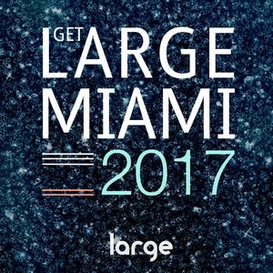 JEFF CRAVEN/VARIOUS - Get Large Miami 2017 (unmixed tracks)