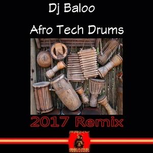 DJ BALOO - Afro Tech Drums