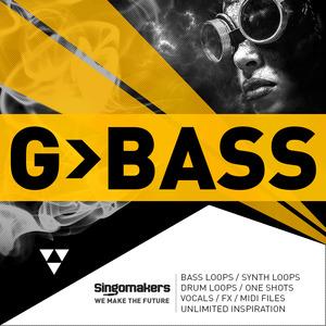 SINGOMAKERS - G-Bass (Sample Pack WAV/APPLE/LIVE/REASON)