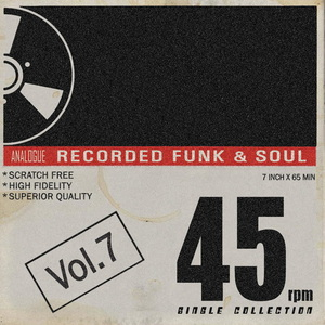 VARIOUS - Tramp 45 Rpm Single Collection Vol 7