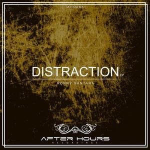 RONNY SANTANA - Distraction