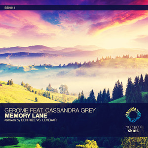 CASSANDRA GREY/GEROME - Memory Lane