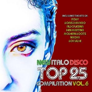 VARIOUS - New Italo Disco Top 25 Compilation Vol 6