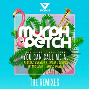 MURPH & PETCH feat LIVINGSTONE - You Can Call Me Al [REMIXES]