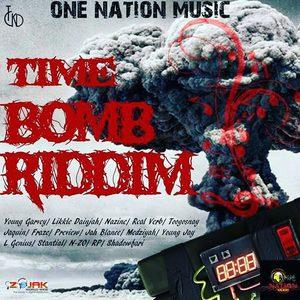 VARIOUS - Time Bomb Riddim