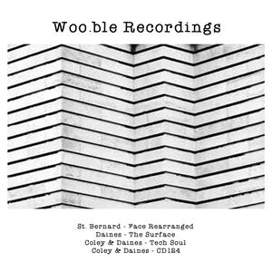 DAINES/ST BERNARD/COLEY & DAINES - Woo Ble Recordings