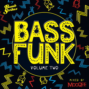 MOOQEE/VARIOUS - Bass Funk Vol 2 (unmixed tracks)