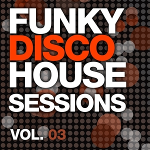 VARIOUS - Funky Disco House Grooves Vol 03