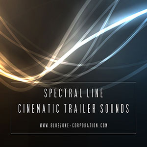 BLUEZONE CORPORATION - Spectral Line: Cinematic Trailer Sounds (Sample Pack WAV/AIFF)