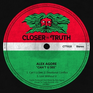 ALEX AGORE - Can't U See