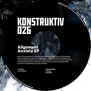 ALIGNMENT - Anxiety EP