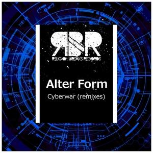 ALTER FORM - Cyberwar (Remixes)