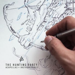 LINKIN PARK - The Hunting Party/Acapellas/Instrumentals