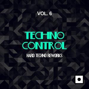VARIOUS - Techno Control Vol 6 (Hard Techno Reworks)