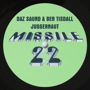 DAZ SAUND & BEN TISDALL - Juggernaut