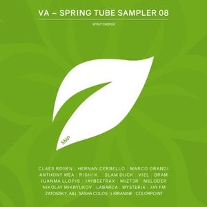 VARIOUS - Spring Tube Sampler 08