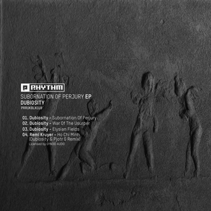 DUBIOSITY - Subonation Of Perjury EP