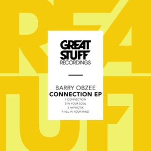 BARRY OBZEE - Connection EP