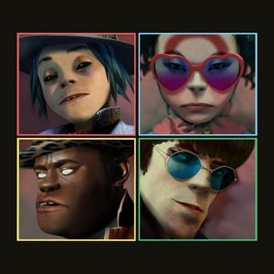GORILLAZ - Humanz (Deluxe)