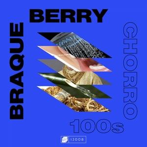 BRAQUEBERRY - Chorro 100's